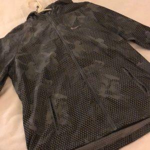 Nike running jacket